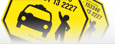 CABSTOP Sign Sample